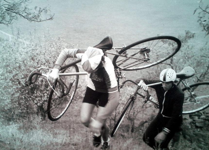ale cyklokros mě prostě bavil nejvíc!
